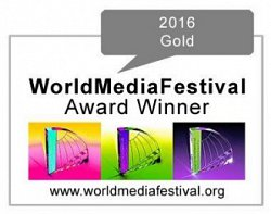 WorldMediaFestival Award Winner