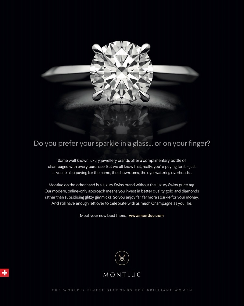The new standard of excellence in diamond jewellery